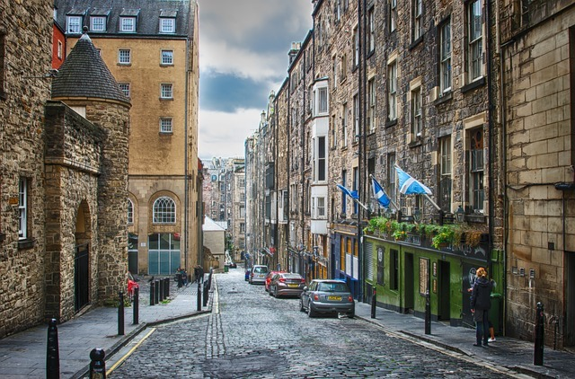 city street scotland