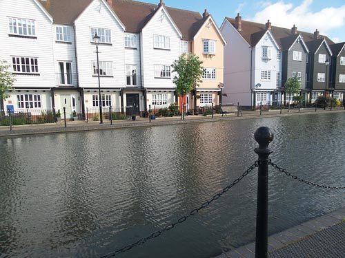 Wivenhoe in Essex