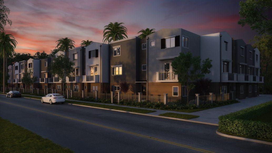 Build to rent properties