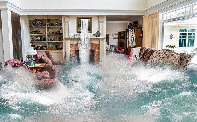 Property flooding