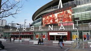 Football stadium Arsenal